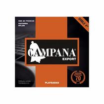 Encordado Criolla Campana Plateada Cex20p/ Open-toys41 Avell