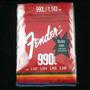 Encordado Fender (chino) Cuerdas Para Bajo De 4