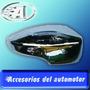 Cacha De Espejo Cromada Ford Ecosport Kinectic