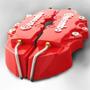 Cubre Caliper Brembo Rojo 19mm