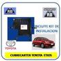Cubrecarter Toyota Etios De Metalurgica Rb