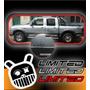 Calco Decorativa Ford Ranger Limited 2003-2004 !!
