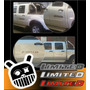 Calco Decoracion 4x4 Ford Ranger Limited 2010-2011 !!