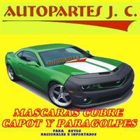 Mascara Funda Protectora Cubre Paragolpes Citroen C3 M/v