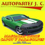 Mascara Funda Cubre Capot - Paragolpe Renault Megane 3 M3