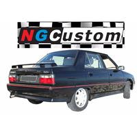 Aleron Renault 9 Turbo Sin Luz