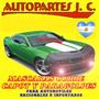 Mascara Funda Prote Cubre Capot Y Paragolpes Renault Clio