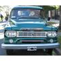Dodge P.up Desoto Fargo 58/60 Insignia De Parrilla Nueva