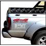 Calco Nissan Frontier 4x4 Off Road Calcomania * Ploteoya