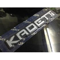 Insignia Kadett Chevrolet Nueva Okm