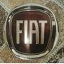 Insignia De Parrilla Fiat Siena Palio Strada 500 Original