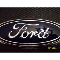 Insignia Logo Ovalo De Ford Ka 97/ Parrilla Nuevo!!!