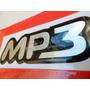 Emblema Insignia Mp3 De Ford Ka En Porton Nueva!!!!