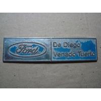 Antig Insignia Agencia De Autos Ford De Diego Venado Tuerto