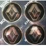 Renault - Adaptacion Logos Para Centros De Llantas