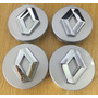 Emblema Llanta Renault Duster Original Kit X 4 Unidades