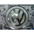 Centro De Llanta Original Volkswagen Vw White Up!