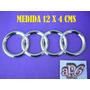 Volkswagen Audi - Insignia Audi Opcional 12 X 4 Cromada