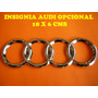 Volkswagen Gol Audi - Insignia Audi Opcional Cromada !!!!!
