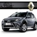 Barras Portaequipaje Renault Sandero Stepway