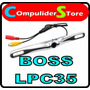 Camara De Marcha Atras Color Boss Lpc35 Plateada New Modelo