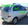Kit Sensores De Estacionamiento Instalados Chevrolet Meriva