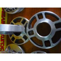 Separadores De Llanta De Chevrolet Vw En Aluminio De 30 M