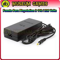 Fuente Playstation 2 220v En Caja Van Directas! Museumga
