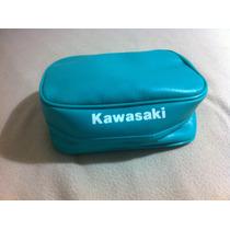 Kawasaki Bolso Porta Herramientas Verde