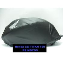 Funda De Tanque De Nafta Honda Titan Cg 150 En Pr Motos
