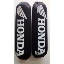 Funda Cubre Amortiguadores Honda Neoprene Con Cierre Rpm45