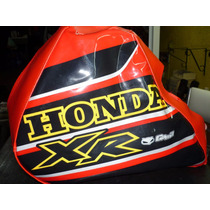 Funda Tanque Xr-250 Cross Motos March