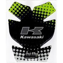 Protector De Tanque Kawasaki Nacional Resina 3m Gama 3