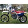 Funda Asiento Xr 600 94-95 Gama Cuerina Tipo Original
