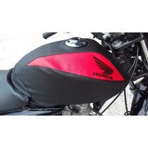 Funda Tanque Honda Cg 150 Titan En Motocuarentayseis
