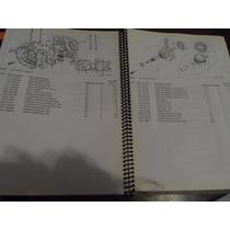 Manual De Despiece Honda Xr 600r, Impreso A4,español