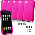 ** Funda Silicona Ipod Touch 4g Y 5g O Tpu + Film Protect **