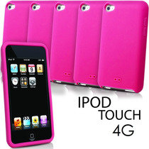 ** Funda Silicona Ipod Touch 4g Y 5g O Tpu + Film Protect **