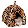 Cucha Suave Para Gatos Y Perros Pequeños Modelo Nero
