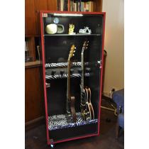 Mueble para guardar guitarras guitarras al mejor precio for Mueble guitarras