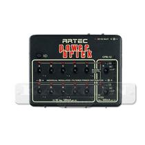 Fuente Regulada Artec Power Brick Cpb-12 Para Pedales