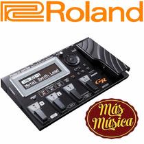 Sintetizador De Guitarra, 24-bit. 44.1 Khz Roland Gr-55 Gk