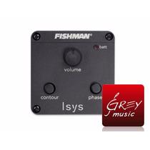 Equalizador Fishman Isys Isy-101 Para Guitarra Acùstica