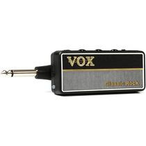 Amplificador De Auriculares Vox Amplug 2 Classic Rock Nuevo