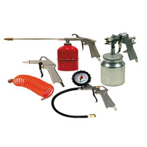 Kit Set De 5 Accesorios P/compresor Profesional