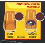 Cinturon Porta Martillo Fijo Black Jack H083#