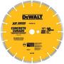 Disco Dewalt Corte Concreto Curado Dw00906 12 Pulg