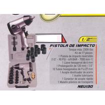 Pistola De Impacto C Kit Versa Neumatica Versa 1/2 Neu130 #