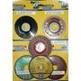 Kits Amoladora Discos X 2 - Sierras Y Lijas