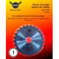 Disco Sierra Circular Widia Madera H.h. 115mm 24 Dientes